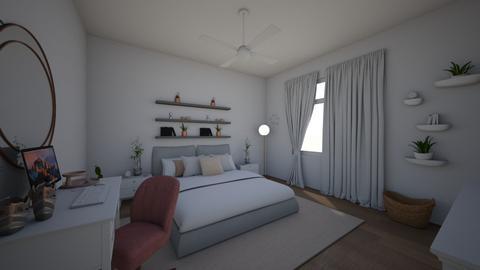 teen room - Bedroom - by s_i_j