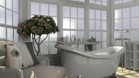 Roccoco - Classic - Bathroom - by laurawoodley