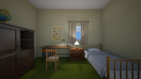 Childhood BR - Kids room - by WestVirginiaRebel