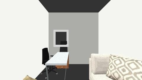 living1 - Living room - by IbrahimGamal