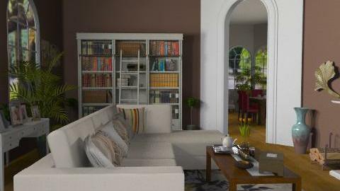 granny - Vintage - Living room - by monikica