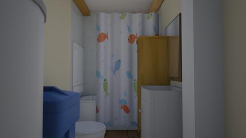 Dwyer Main Bathroom - Bathroom - by rivesyl