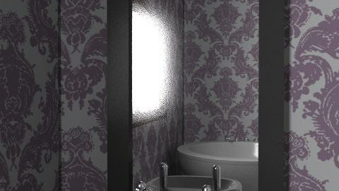 Bitsy Prudhomme - Country - Bathroom - by BitsyPrudhomme