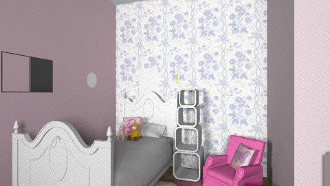 RENATAMATHIOU - Glamour - Kids room - by renatamathiou