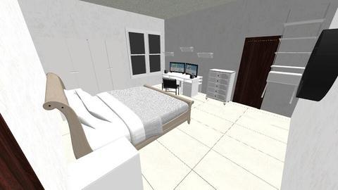 Babboo Bedroom - Modern - Bedroom - by PLEBSTER
