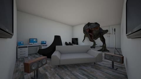 Aarons cool room - Classic - Living room - by aarons