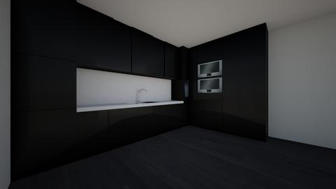 ik - Kitchen - by Jack rebecca