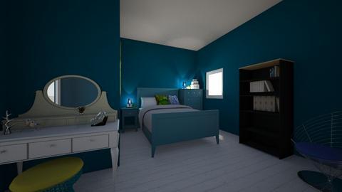 Carolines Room - Bedroom - by Faolan