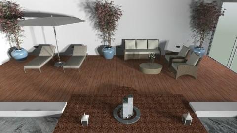 2 - Modern - Garden - by nesta