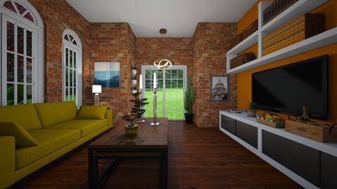 Devin - Living room - by VeroDale