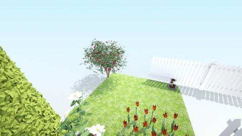 asdasdasdasd - Garden - by febegwyn