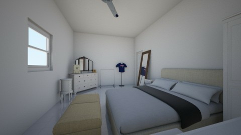 My bedroom 2 - Bedroom - by elizzabethhope