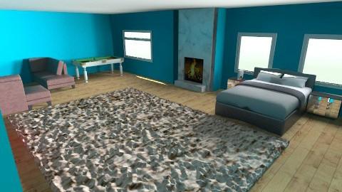 Ultimate room - Modern - Bedroom - by Gabriel Santiago