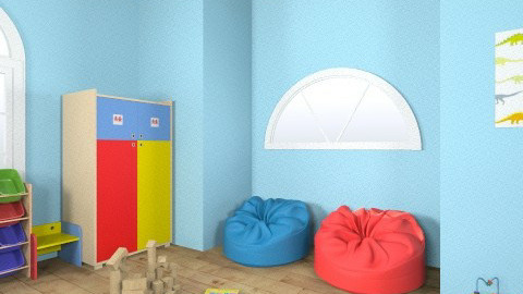 Playroom - Classic - Kids room - by Lisabeit