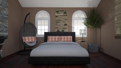Bradley - Bedroom - by lsrrzn