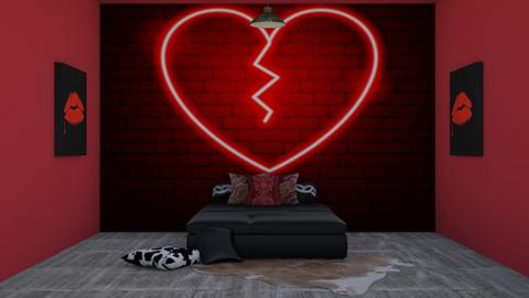 Somebodys Heart - Bedroom - by RaeCam