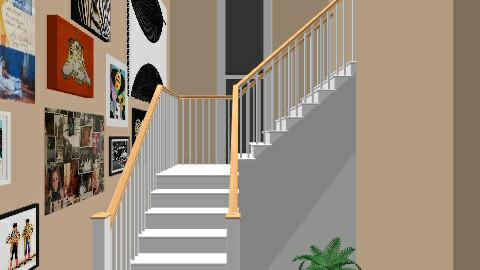 stair hallsssss - by bellabravis
