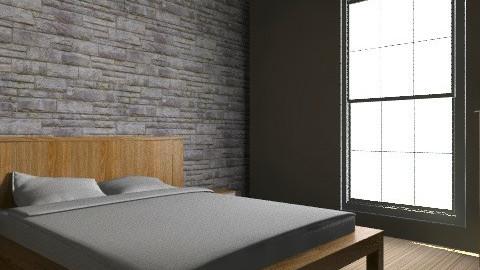 Concept Bedroom (2) - Retro - Bathroom - by russell_brandon