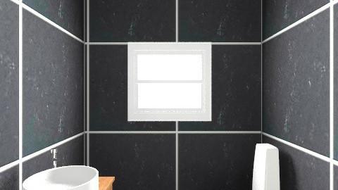 NEW BATHROOM - Modern - Bathroom - by saz1011