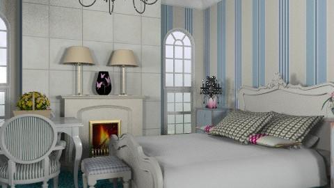 Bedroom  2 - Classic - Bedroom - by Azmi_Ar