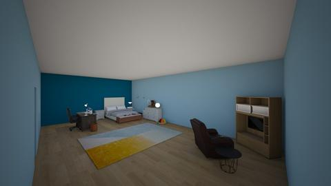 Elias Rose  - Bedroom - by RitchieValens640