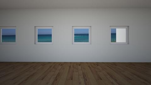 beach - Living room - by nichols21