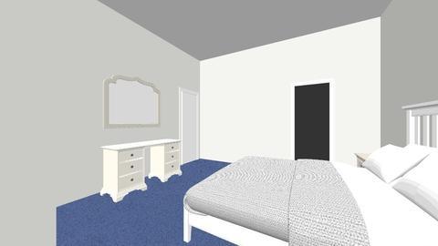 Chey Bedroom - Rustic - Bedroom - by Scoops12