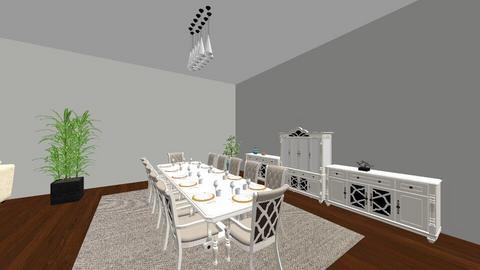 Castelinho - Modern - Living room - by elivania