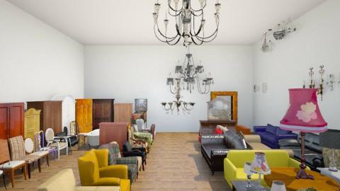 a - Living room - by garryandreas