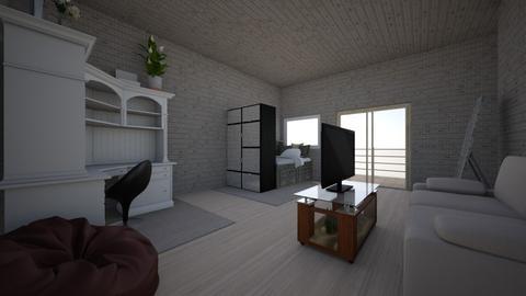 Bedroom - Modern - Bedroom - by 120714058