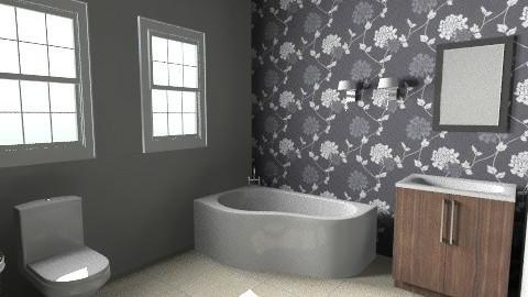 Bathroom - Glamour - Bathroom - by sarahbatty