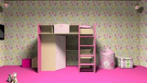 Lara - Modern - Kids room - by Alexandra Benke