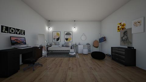 laci - Bedroom - by peggypanda