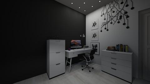 office - Office - by paulinepaulinepauline