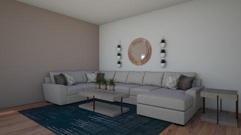 Living Room - Living room - by DeanBeresford