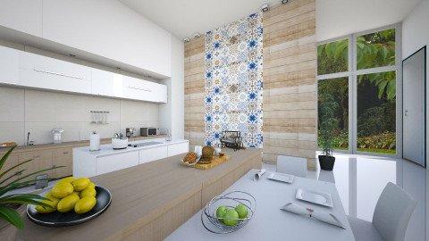 Carvalho - Classic - Kitchen - by Valeska Stieg