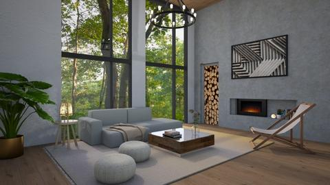 Valle - Living room - by JennieT8623