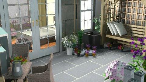 private :D - Rustic - Garden - by dominicjames