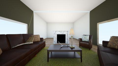 Main Room - Living room - by Jadyn Abodeely