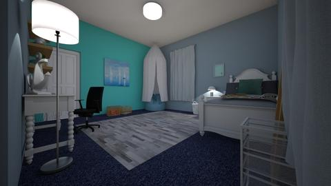 room - Bedroom - by brookwilliam