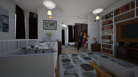 77 - Bedroom - by jinnnoty