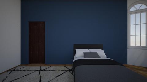 Mels Room - Bedroom - by alyssandr