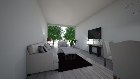 livingroom  - Living room - by Becky Louise