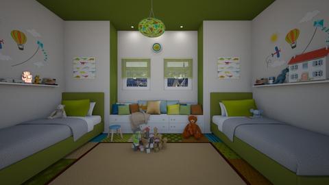 Little boys room - Kids room - by Danielle_ML