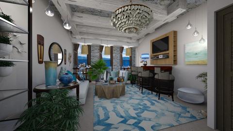 Template room - Living room - by LilDebbieFrmDwnDaStreet