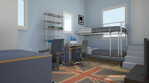 kamar 13 - Modern - Bedroom - by herjantofarhan