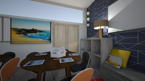 Classroom layout - Eclectic - by duttonR