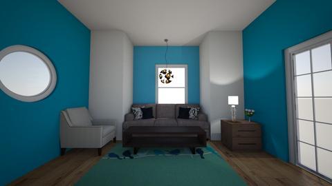 Bretts Lounge - Modern - Living room - by GIANNIS999