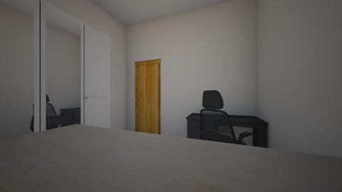 szoba - Classic - Bedroom - by emesepusztai