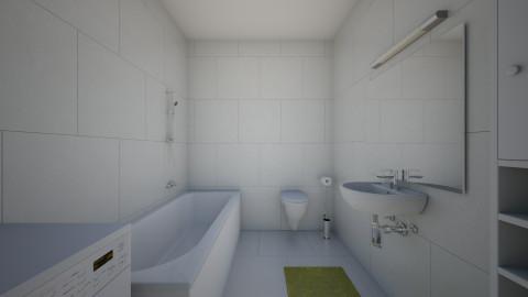 Bathroom - Minimal - Bathroom - by gaborsomjai